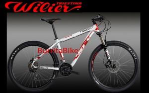 WILIER 407 XB BLANCA