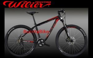 WILIER 409 BLACK