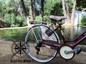 Burrita Bike cinzia Sevilla