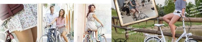 Si quieres pedalear en TU ciudad, Cinzia es TU Bicicleta