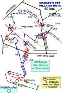 Circuito VIII BTT Rota