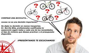 ¿Qué bicicleta me compro?