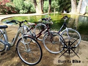 Burrita Bike Cinzia Sevilla Alcalá de Guadaira